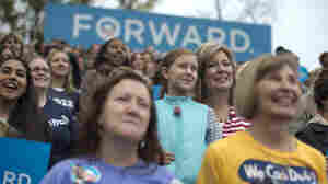 Women Donors Helped Fuel Obama Campaign