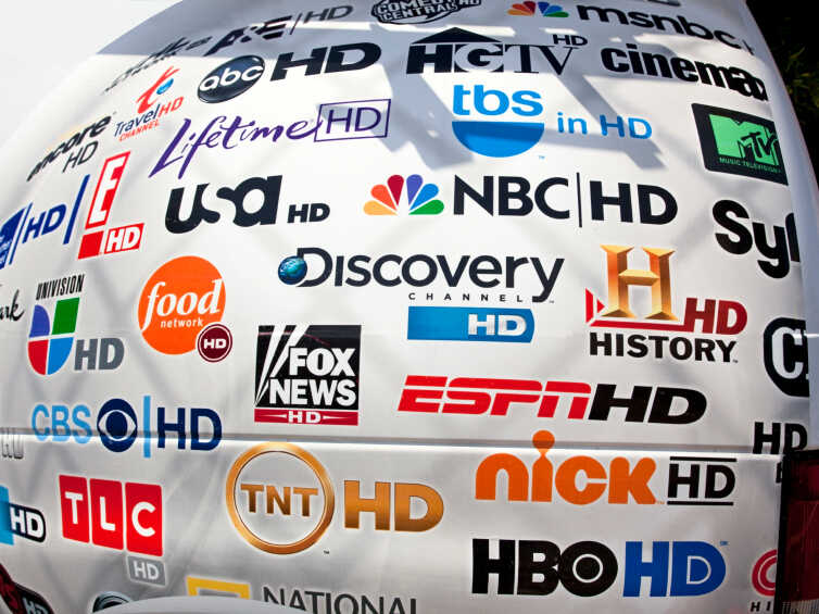 If you have cable you pay a secret price for each channel, whether you watch it or not.