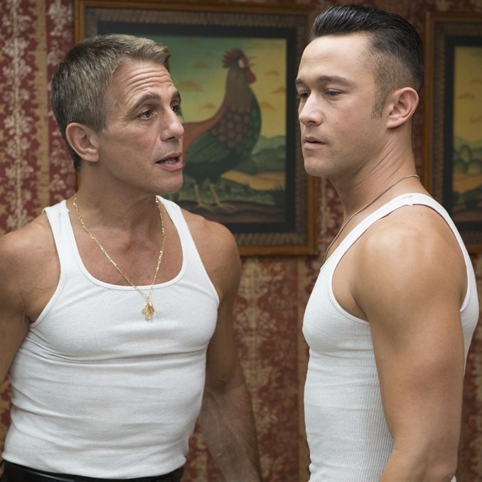 "Tony Danza plays dad to Joseph Gordon-Levitt's Don Jon. Critic David Edelstein says there's ""a lifetime of sitcom precision -- and heart -- in what Danza does."""