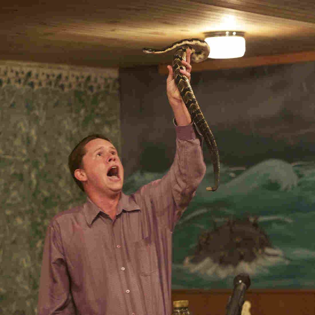 Snake-Handling Preachers Open Up About 'Takin' Up Serpents'