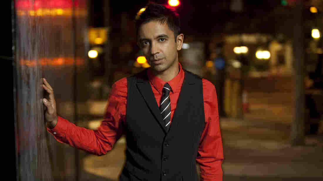 For three years, jazz musician Vijay Iyer has worked with poet and performer Mike Ladd to set the words of war veterans to music. The resulting album, released earlier this month, is called Holding It Down: The Veterans' Dreams Project.