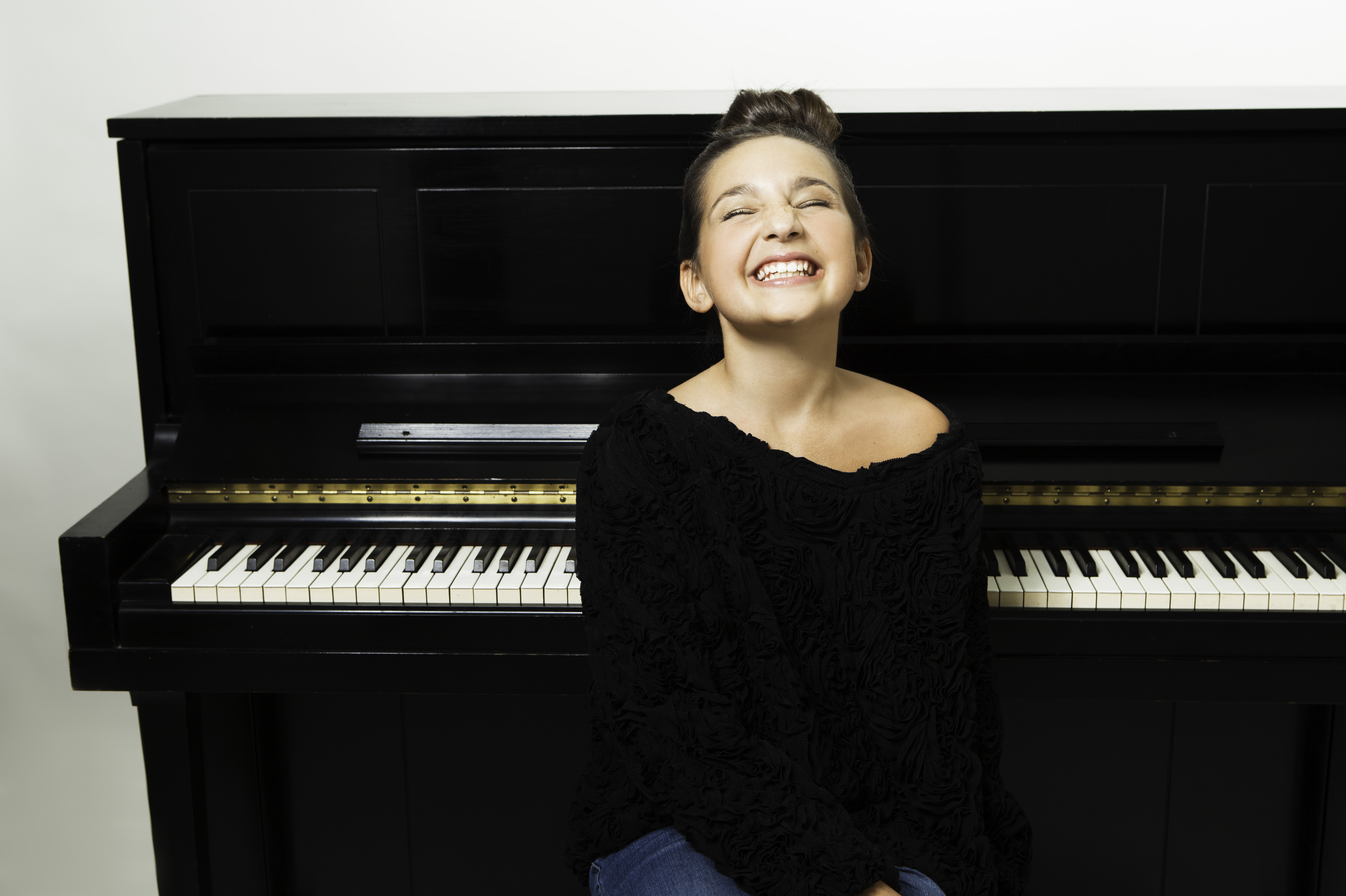 Don't Call This 12-Year-Old Concert Pianist A Prodigy