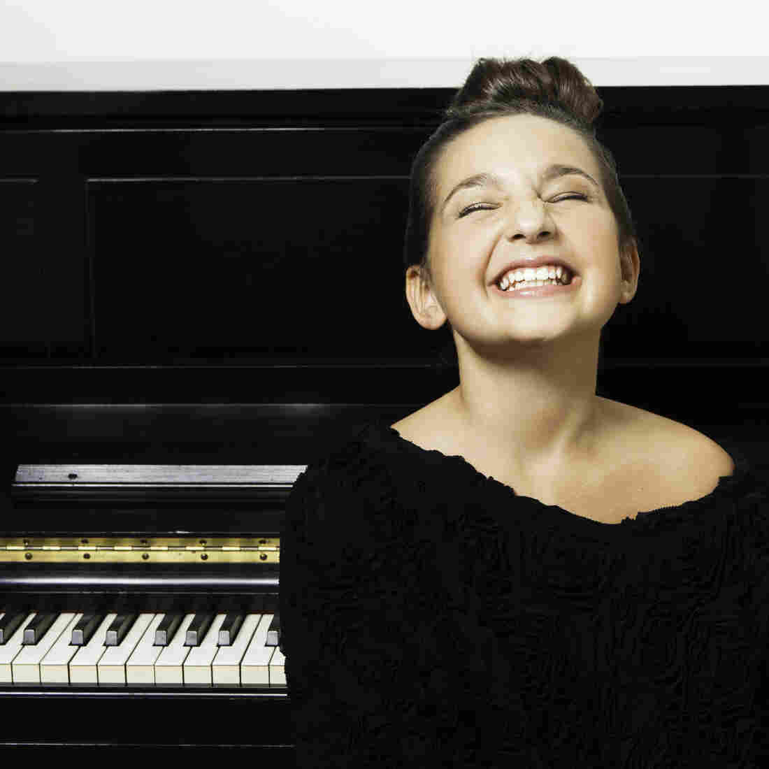 Emily Bear is a classical and jazz pianist. At 12, she is what many call a prodigy.