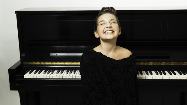 Emily Bear is a classical and jazz pianist. At 12, she is what many call a prodigy. (Courtesy of the artist)