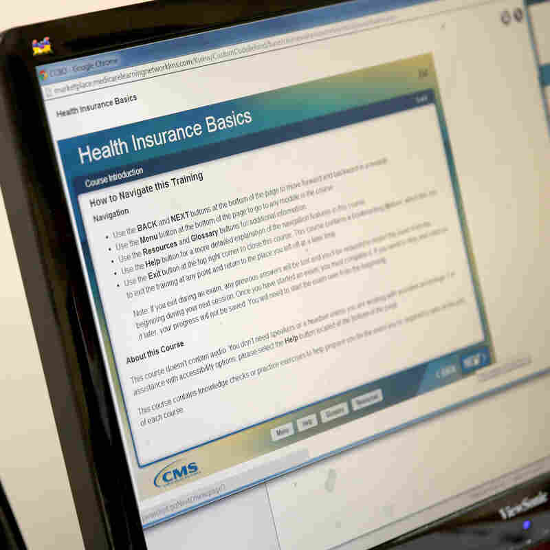 "An online course for Affordable Care Act ""navigators"" in Florida"
