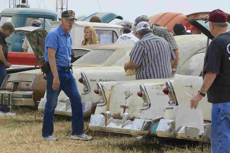 The Pickup Truck With Miles Tops Vintage Car Auction - Nebraska chevrolet dealers