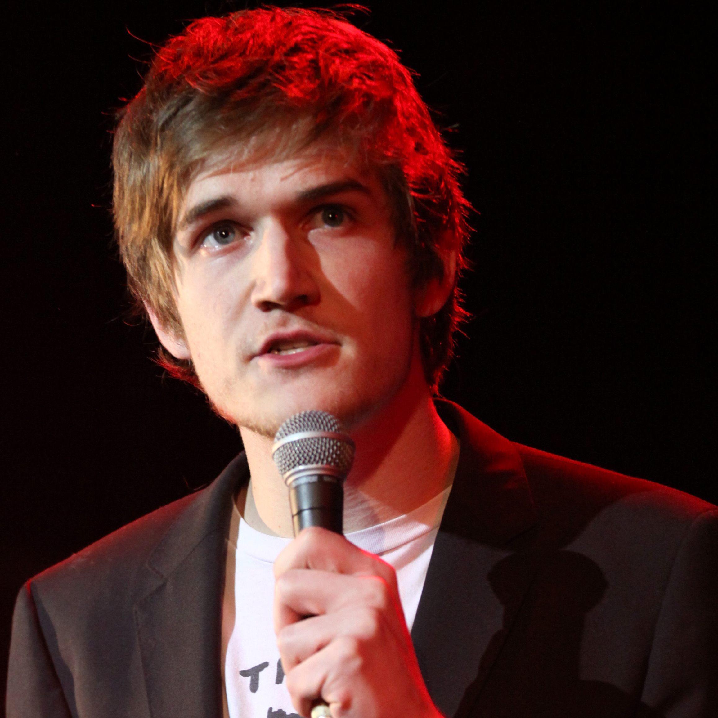 Fame found comedian Bo Burnham in 2010, when his satirical songs and videos went viral to the tune of 70 million views on YouTube.