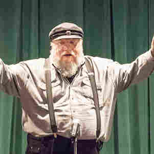 George R.R. Martin, Author And ... Movie-Theater Guy?