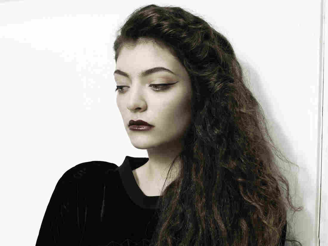 Lorde's debut album, Pure Heroine, is out now.