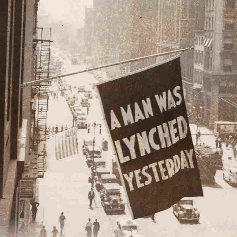It's estimated that 4,743 Americans were lynched between 1882 and 1968. A large majority of those victims were black.
