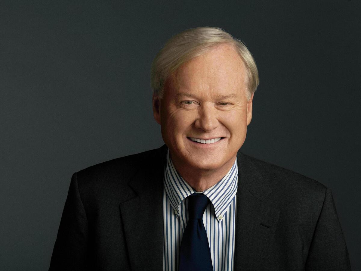 Chris Matthews Looks Back On A Time 'When Politics Worked ... Npr Hosts What They Look Like