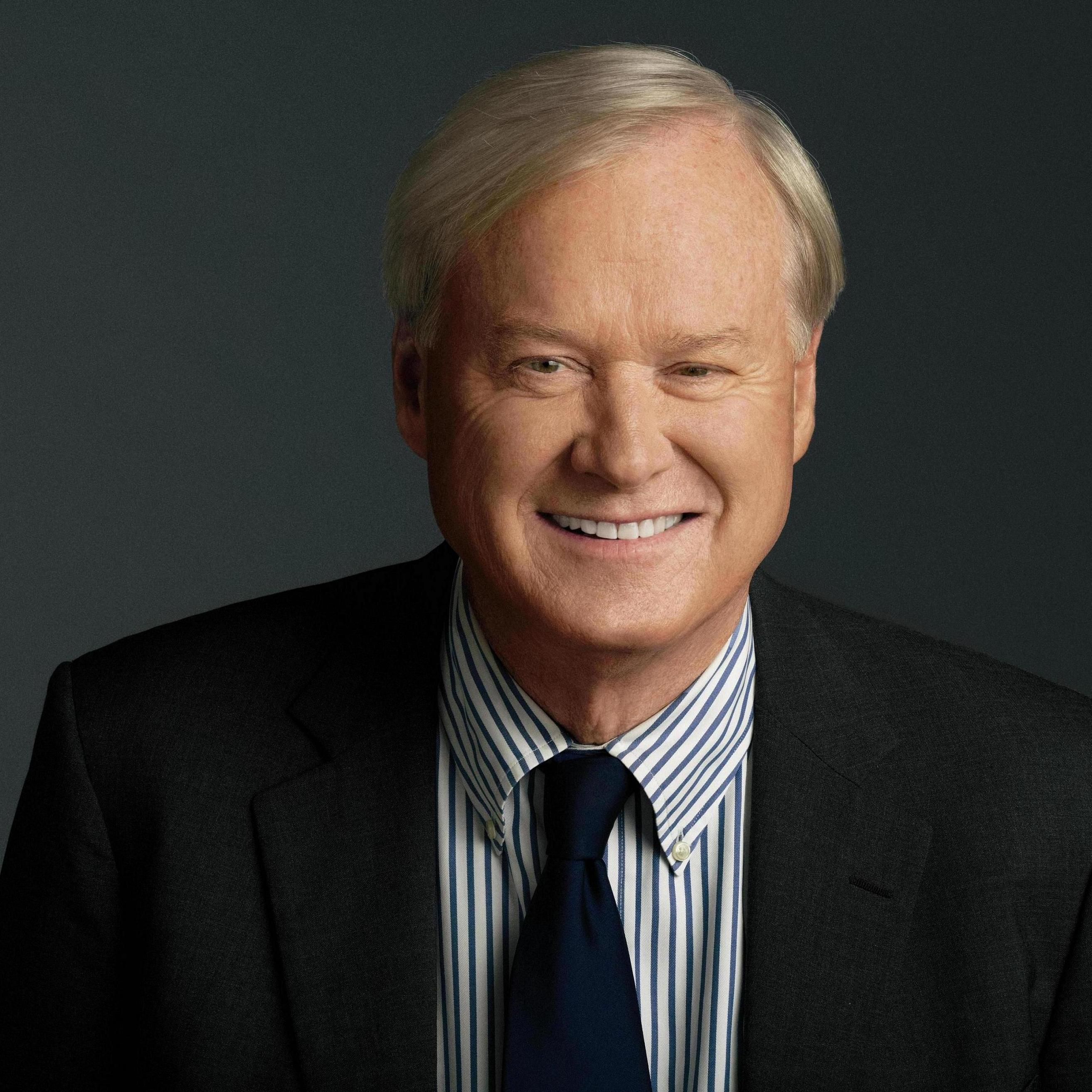 Chris Matthews first worked with Tip O'Neill in 1981 as communications director for the Democratic Congressional Campaign Committee. He later became O'Neill's administrative assistant. He is the host of the MSNBC show Hardball with Chris Matthews.