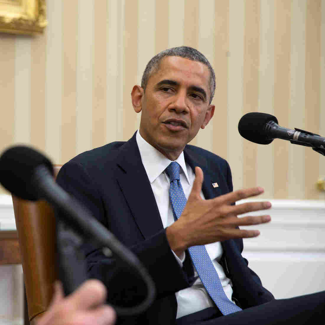 Obama: 'Perpetual Cycle Of Brinksmanship ... Has To End'