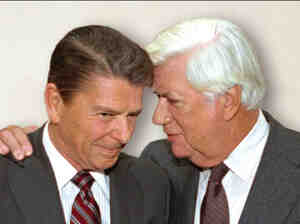 Tip and the Gipper, by Chris Matthews