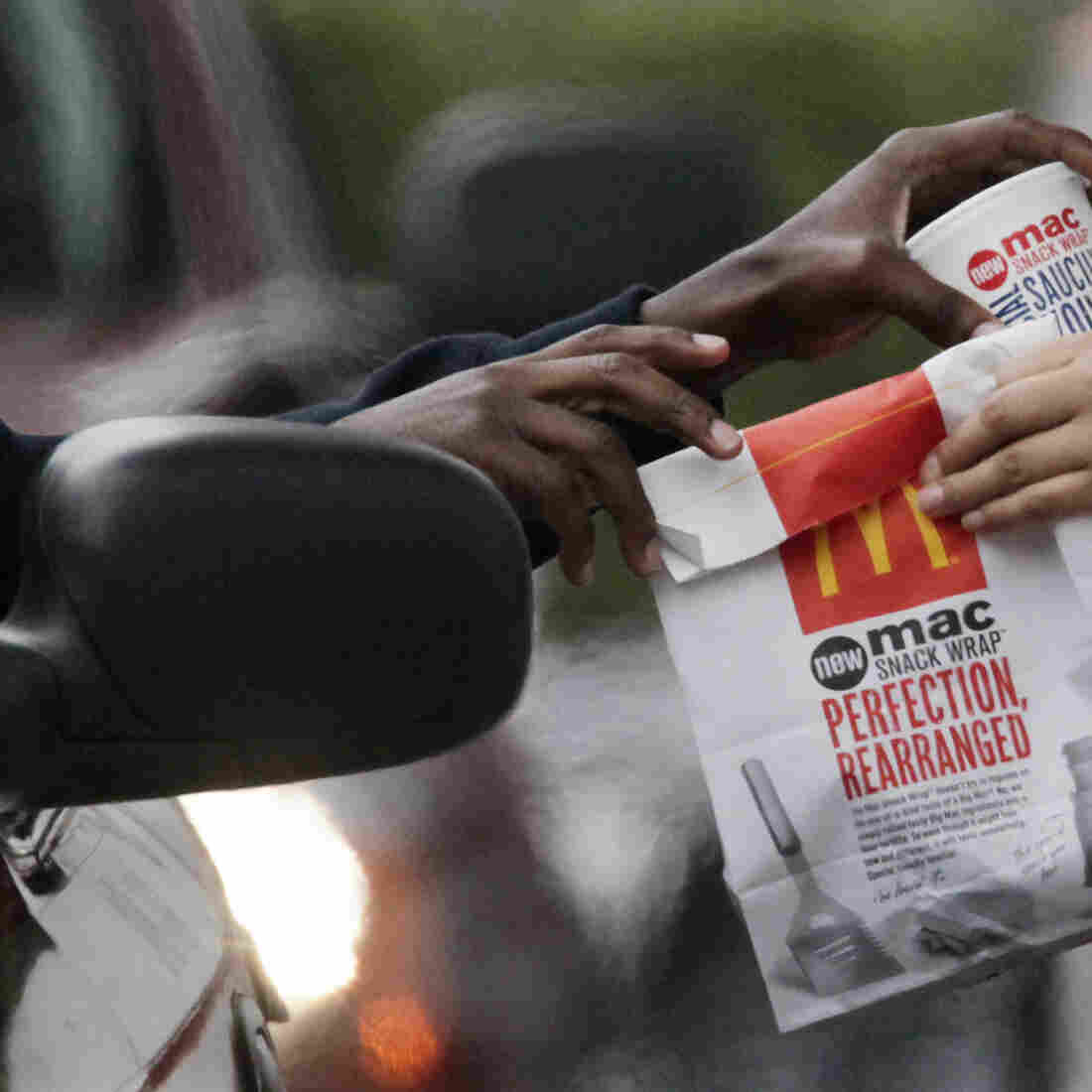 Study: Fast Food Has Gotten A Bit Slower