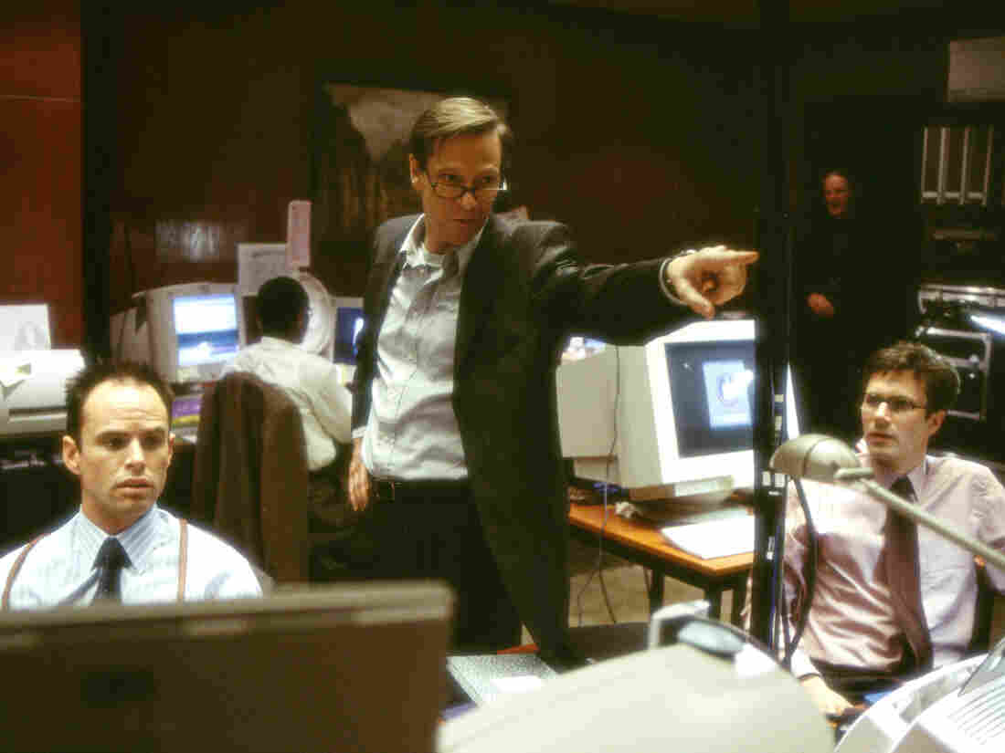 In the 2002 movie The Bourne Identity, government agents instantaneously pulled up online data to track the main character. Could this happen in real life?