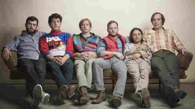 Dr. Dog On World Cafe