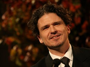 Dave Eggers at the 2009 National Book Awards in New York.