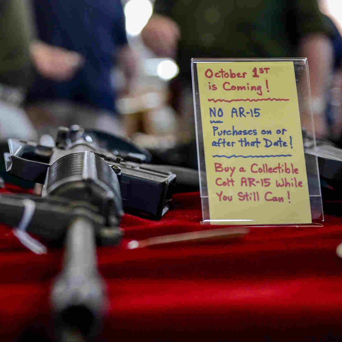 New Maryland Firearms Law Rides In On A Wave Of Gun Sales