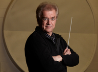 Conductor Osmo Vanska, who resigned his post at the Minnesota Orchestra this morning.