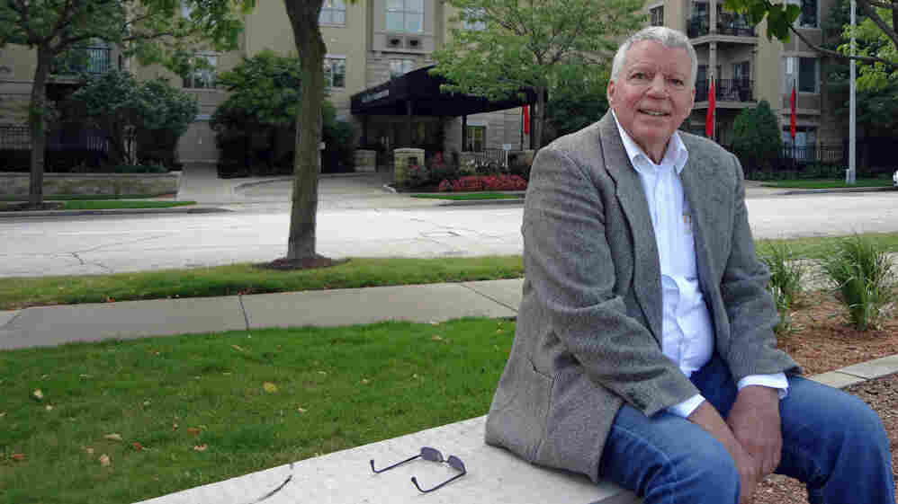 Bill Averill, 62, has retired from the City of Milwaukee assessor's office and is collecting his pension. Milwaukee's fund is consistently rated as one of the best-performing in the country.
