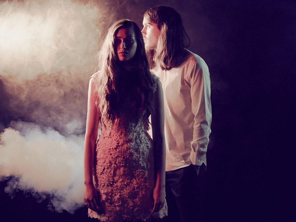Cults' new album, Static, comes out Oct. 15.