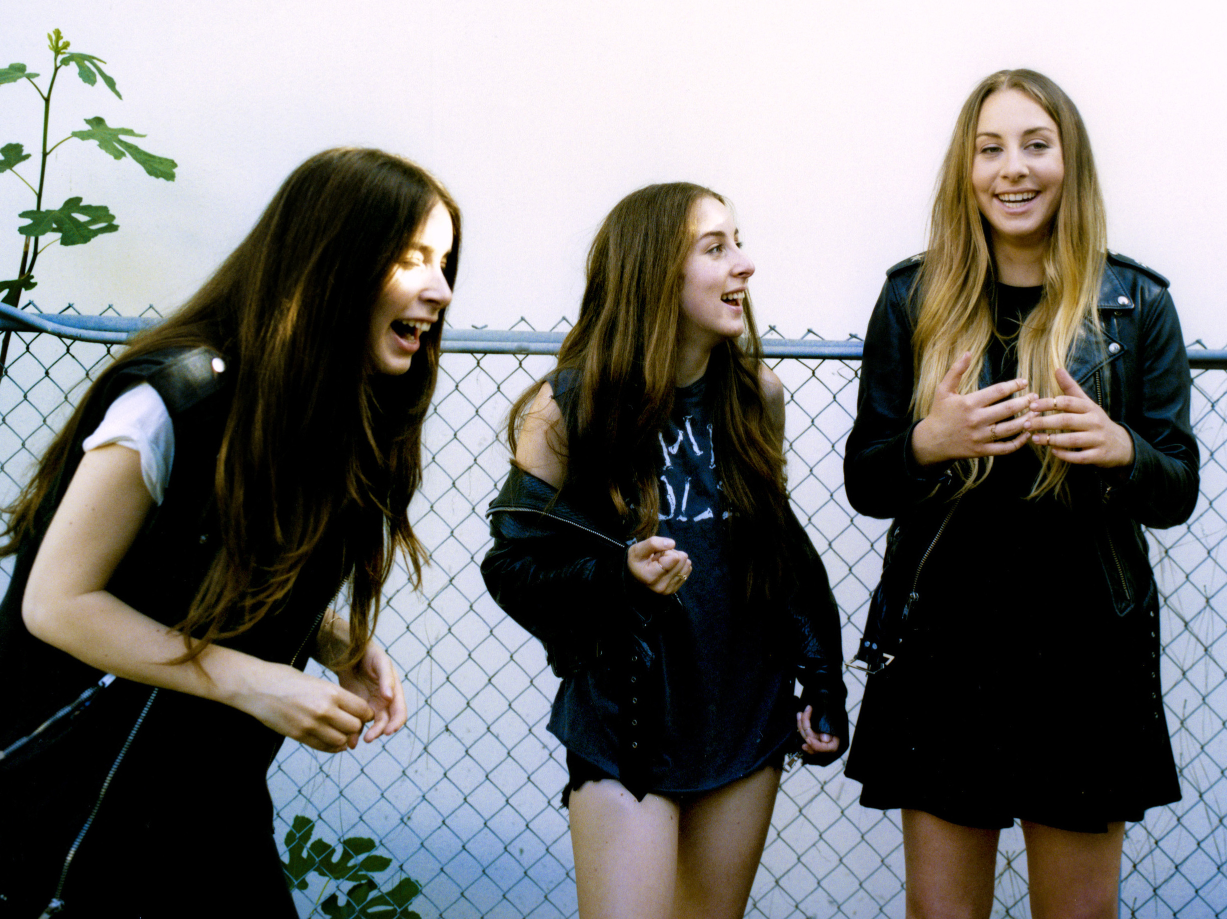 On 'Days Are Gone,' Three Sisters HAIM It Up
