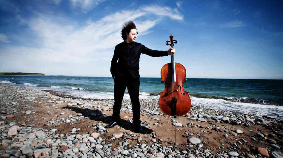 Cellist Matt Haimovitz made it big in the classical music scene as a little kid.