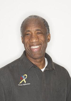 Composer and Vietnam veteran Kimo Williams.