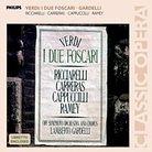 Verdi's I due Foscari.