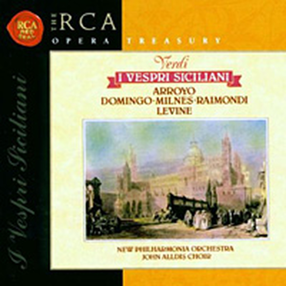 Verdi's I vespri Siciliani.