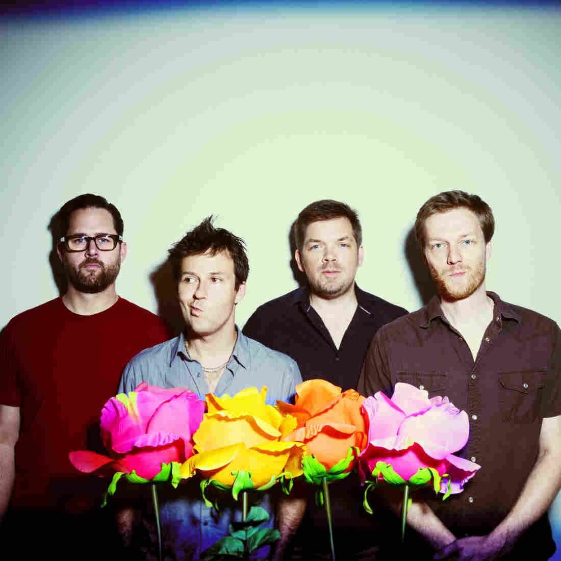 The Dismemberment Plan's new album, Uncanney Valley, comes out Oct. 15.