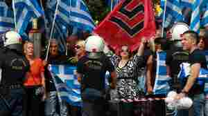 Supporters Of Greek Neo-Nazi Party Tested By Arrests