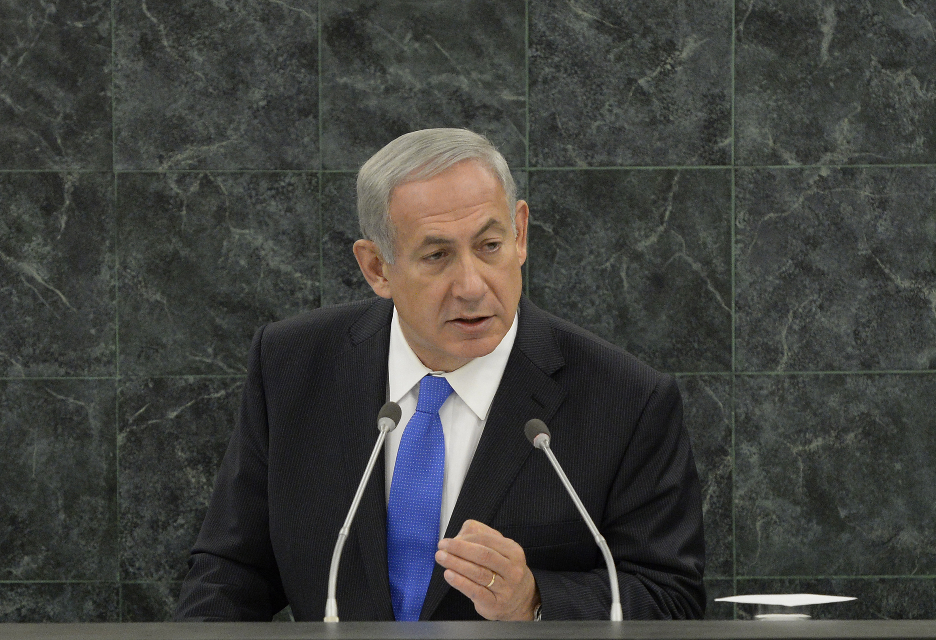 Israel's Netanyahu Says He'd 'Consider' A Meeting With New Iranian Leader
