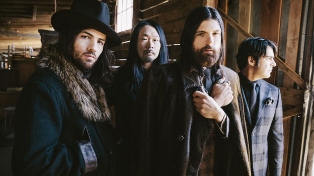 The Avett Brothers' new album, Magpie and the Dandelion, comes out Oct. 15.