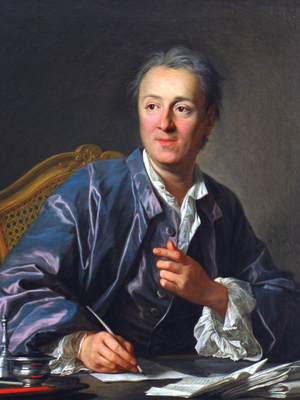 Denis Diderot's work on the Encyclopédie faced stiff resistance in its time, but some scholars credit it with laying the foundations of the French Revolution.