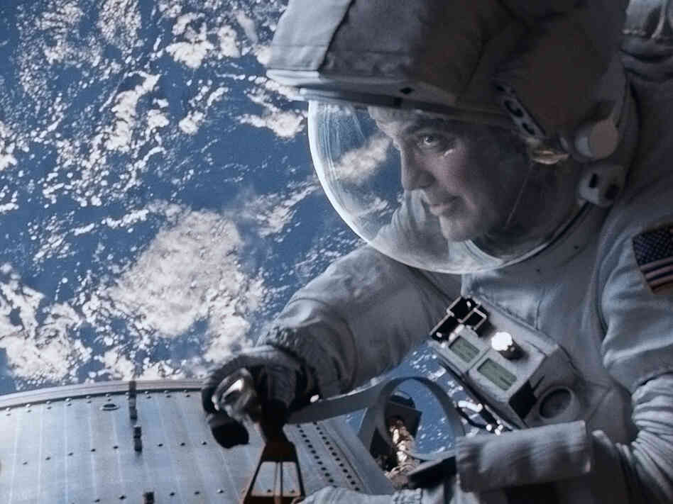 Movie Review - 'Gravity' - : NPR