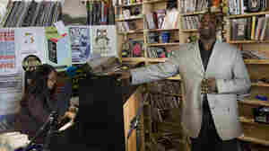 Lawrence Brownlee: Tiny Desk Concert