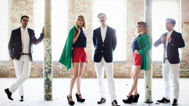 Lucius' new album, Wildewoman, comes out Oct. 15.