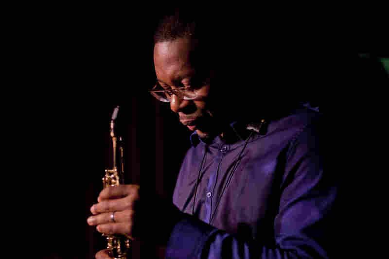 Ravi Coltrane.