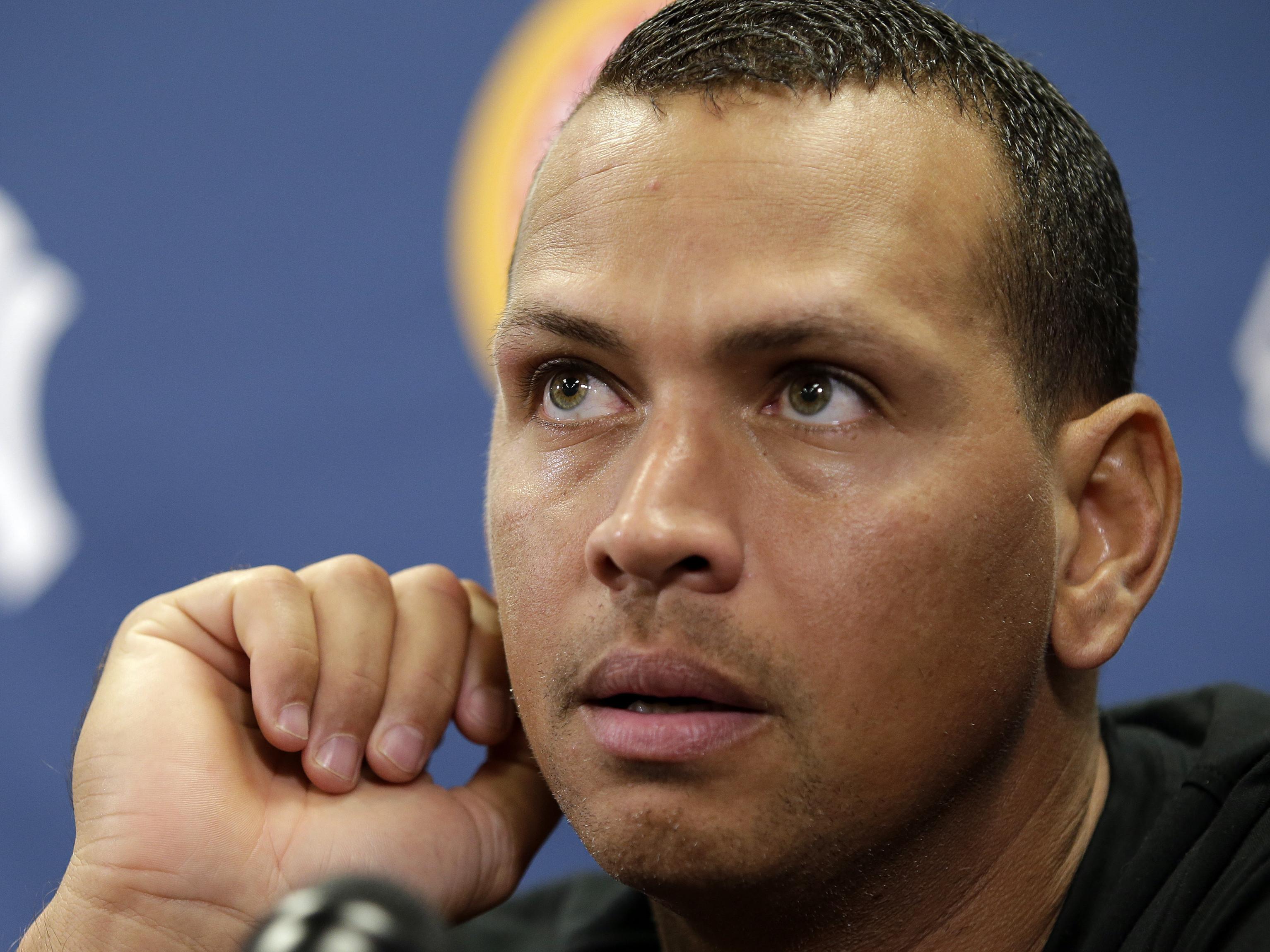 Embattled Alex Rodriguez Sues Major League Baseball