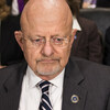 National Intelligence Director James Clapper waits for a hearing of the Senate Judiciary on Wednesday.