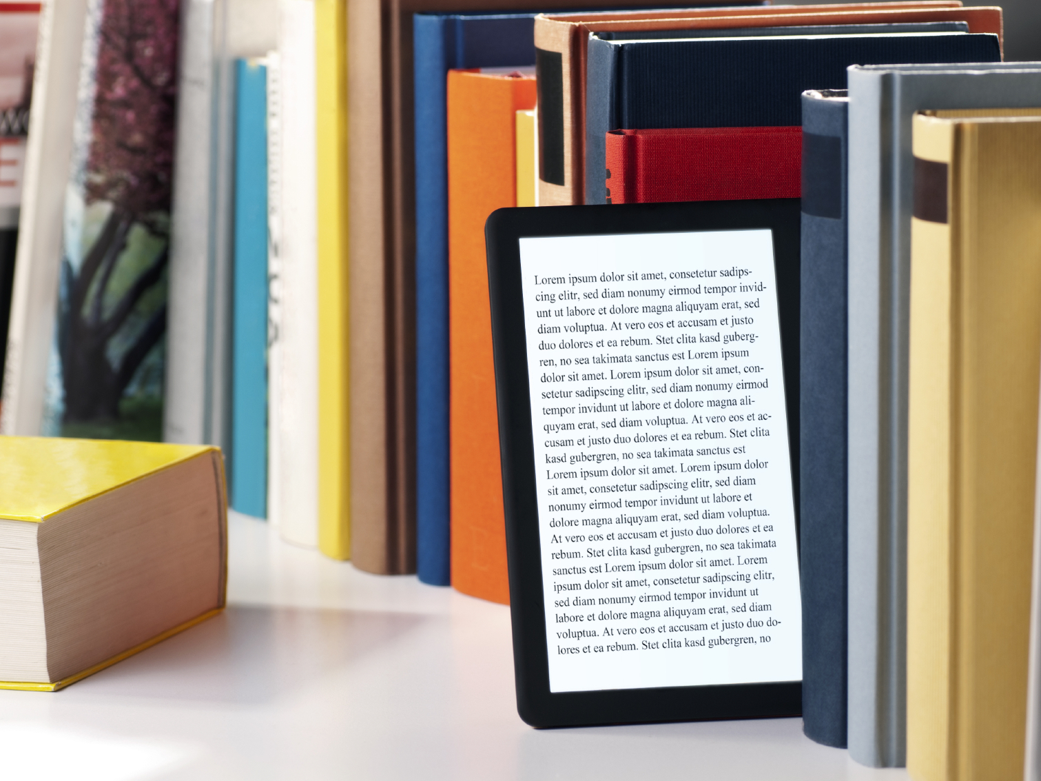 New E-Book Lending Service Aims To Be Netflix For Books