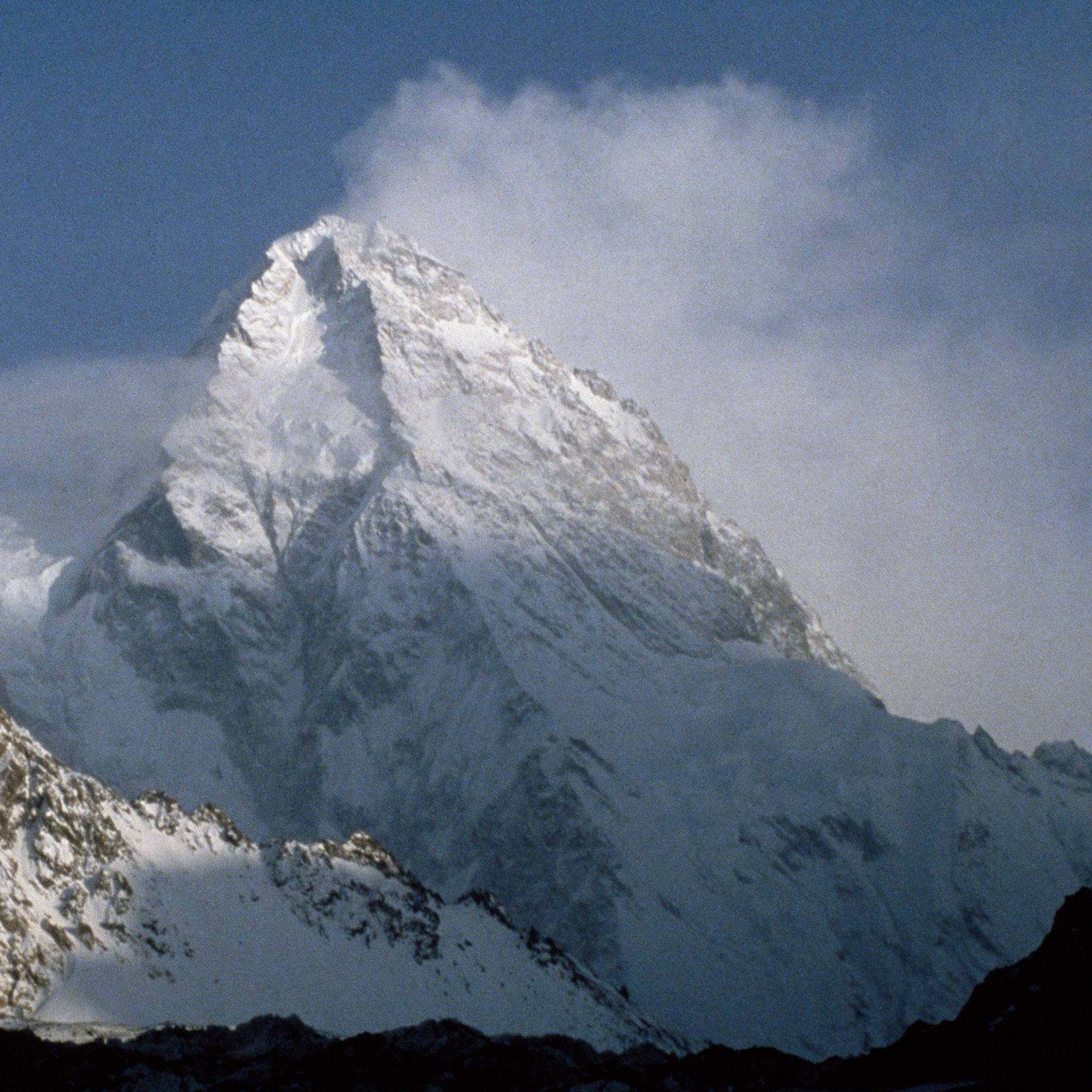 At 8,616 meters, Pakistan's K2 is a few hundred feet shy of Mount Everest in height -- but it is widely viewed as a more difficult and more dangerous summit.