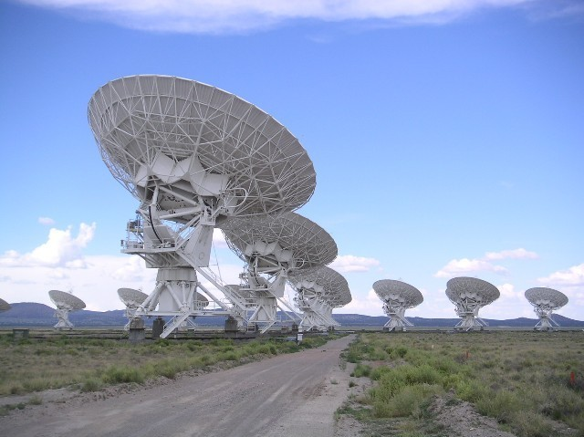 Shutdown Forces Nation's Radio Telescopes Into Inactivity