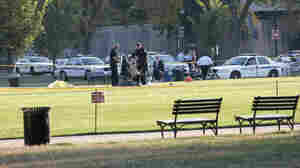 Man Who Set Fire To Himself On On National Mall Reportedly Dies