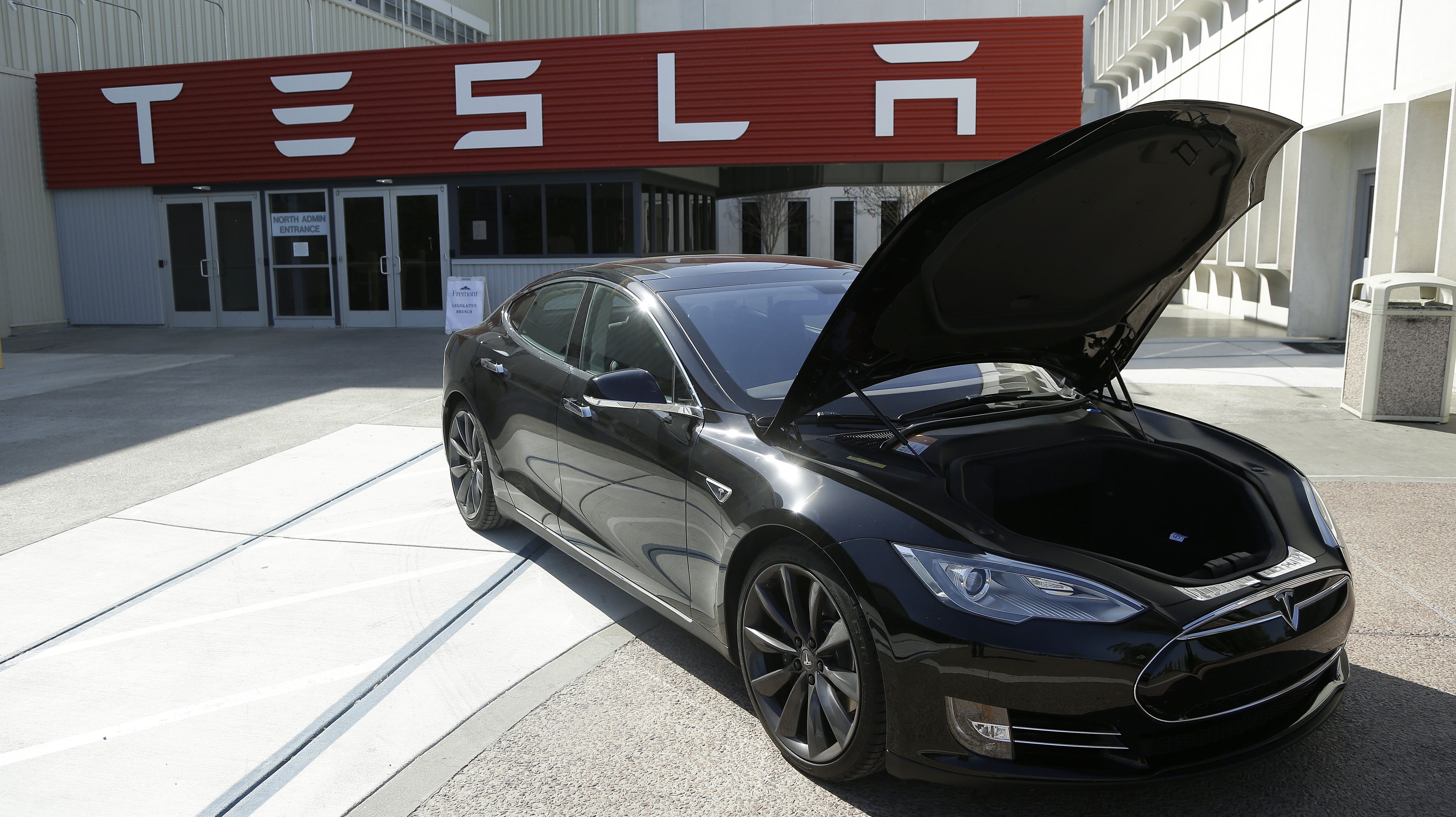 Tesla Slips From Pedestal That May Have Been Too High