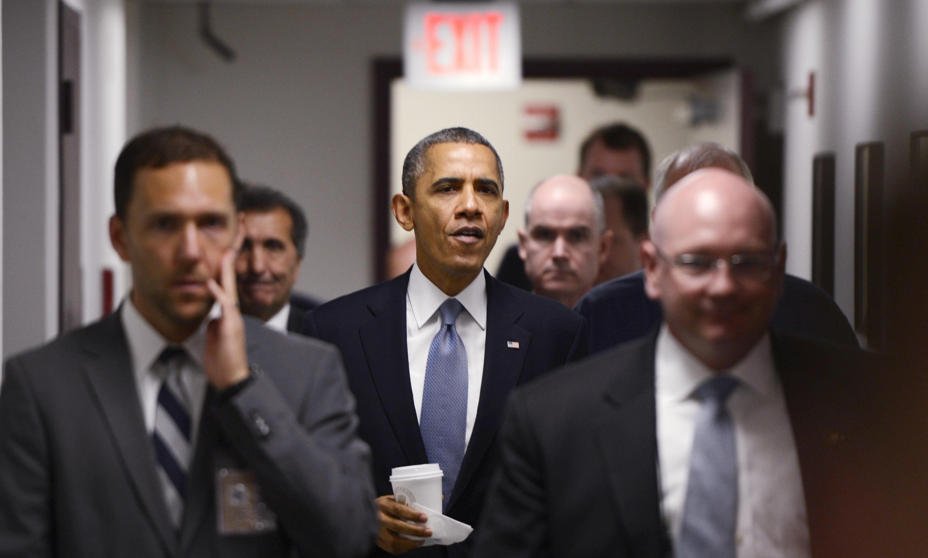 Raids Project Presidential Power Amid Shutdown's Gridlock