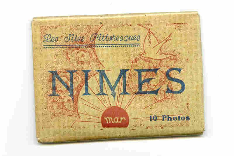 Greetings from Nimes!