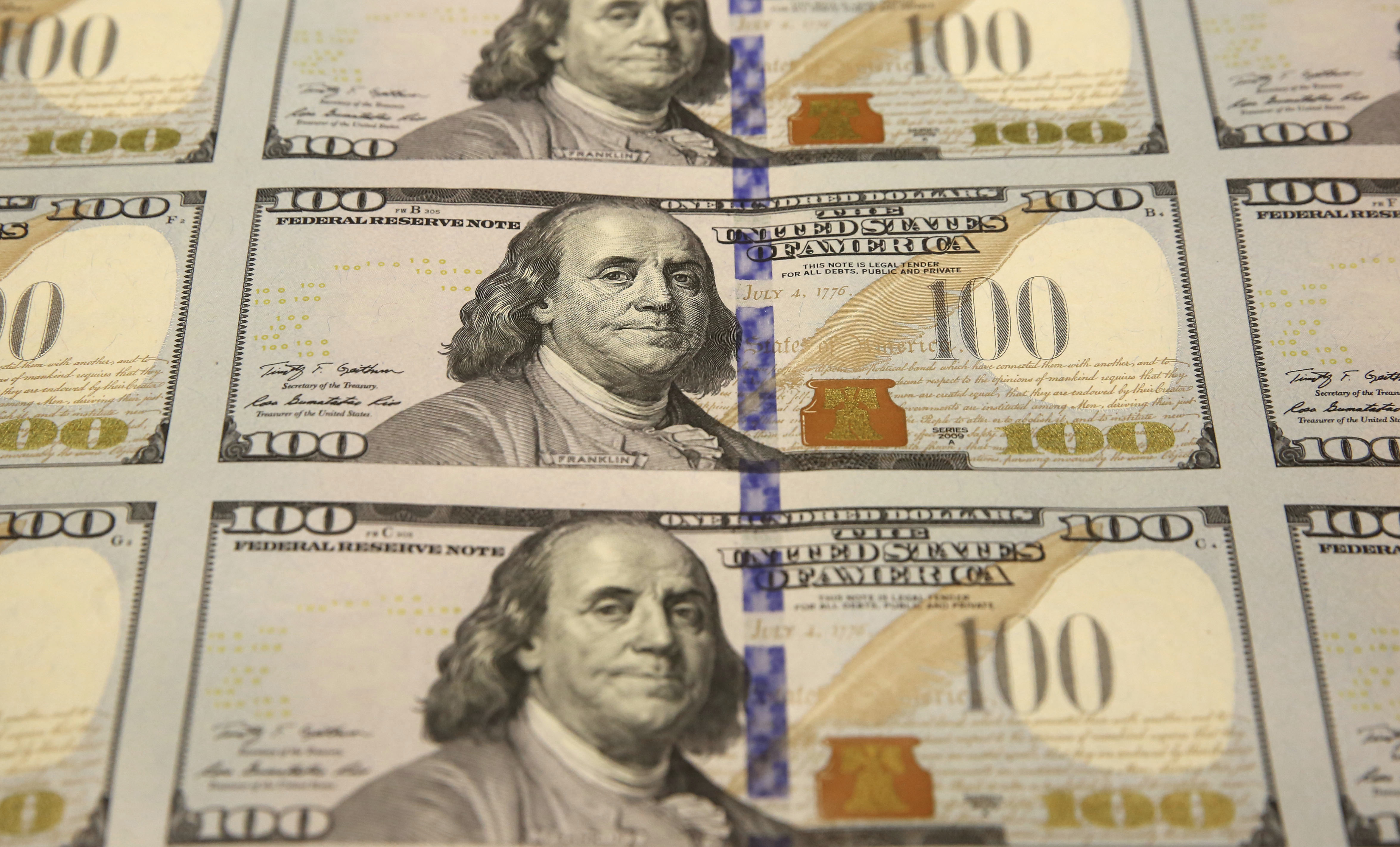 All About The Benjamins: U.S. Introduces New $100 Note